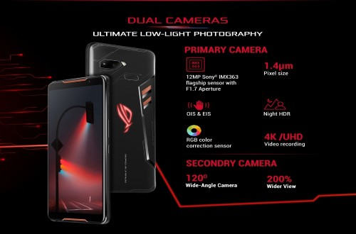 Asus ROG Phone 2 launched in India with Snapdragon 855 plus