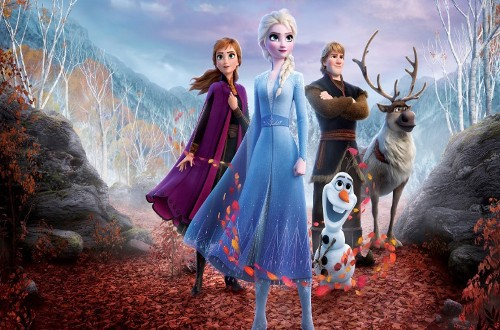 Frozen 2 (2019) Movie Review IMDb Rating and Earning