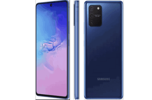 Is the Samsung Galaxy S10 Lite a competitor of the OnePlus 7T?
