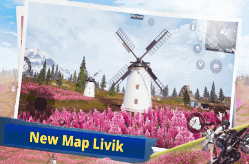 PUBG Mobile New Map Livik with Monster Truck on 0.19.0 Update