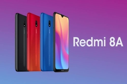 Redmi 8A launched in India, Lunched price in India, specification