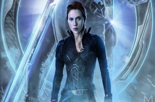 The first teaser trailer for Marvels Black Widow movie is out today