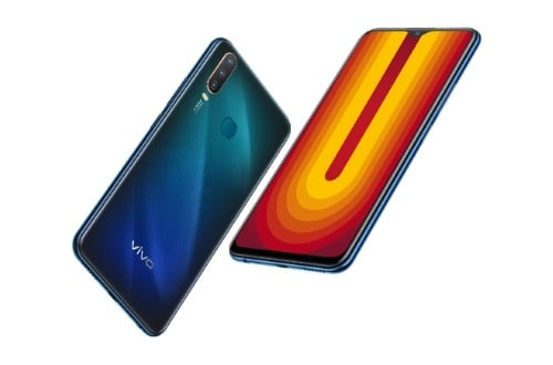 Vivo U10 Triple Rear Cameras, Snapdragon 665 Launched in India Price, Specifications